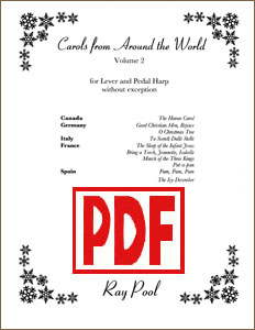 Carols from Around the World Vol. 2 by Pool PDF Download