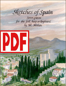 Sketches of Spain by William Mahan PDF Download