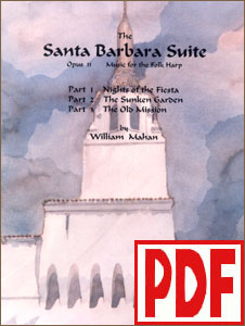 Santa Barbara Suite by William Mahan PDF Download