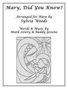 Mary, Did You Know sheet music by Sylvia Woods