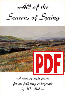 All of the Seasons of Spring by William Mahan PDF Download