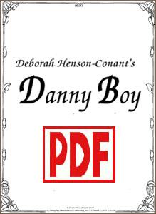 Danny Boy by Deborah Henson-Conant PDF Download