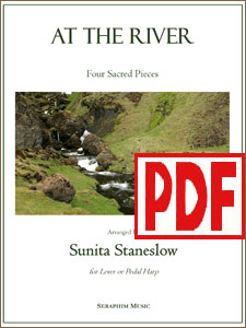 At the River: 4 Sacred Pieces by Sunita Staneslow PDF Download