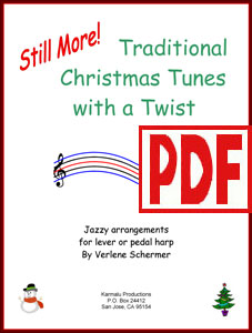 Still More! Traditional Christmas Tunes with a Twist by Verlene Schermer PDF Download