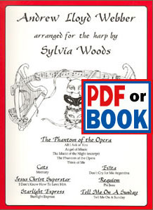 Andrew Lloyd Webber arranged by Sylvia Woods