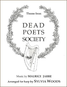 Dead Poets Society sheet music by Sylvia Woods