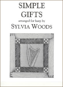 Simple Gifts sheet music by Sylvia Woods