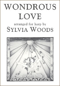 Wondrous Love sheet music by Sylvia Woods