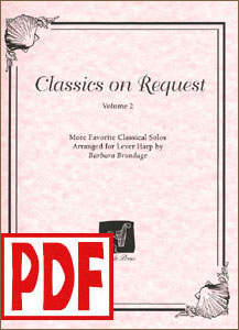 Classics on Request #2 by Barbara Brundage <span class='red'>PDF Downloads</span>