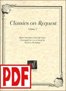 Classics on Request #3 by Barbara Brundage PDF Downloads