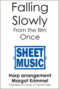 Falling Slowly from Once arranged by Margot Krimmel <span class='blue'>Sheet Music</span>