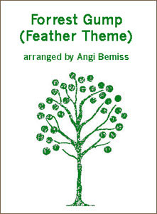 Forrest Gump Feather Theme sheet music arranged by Angi Bemiss
