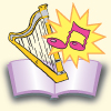 Pop Music Books for Pedal Harp Only