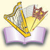 Pedal Harp Orchestral Parts