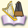 Etudes for Pedal Harp