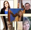 Harp Arrangers & Composers