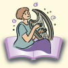 Lap Harp Music Books